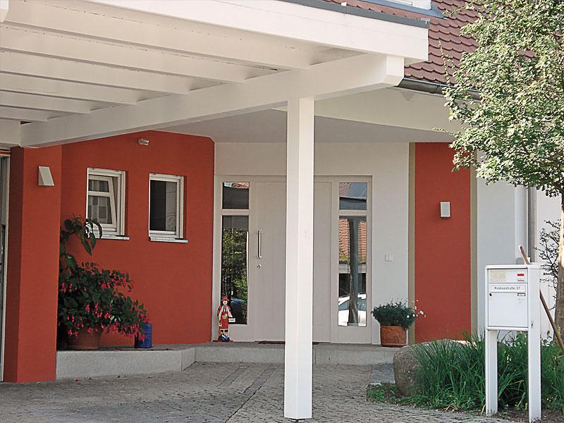 Malermeister HK - Fassadengestaltung