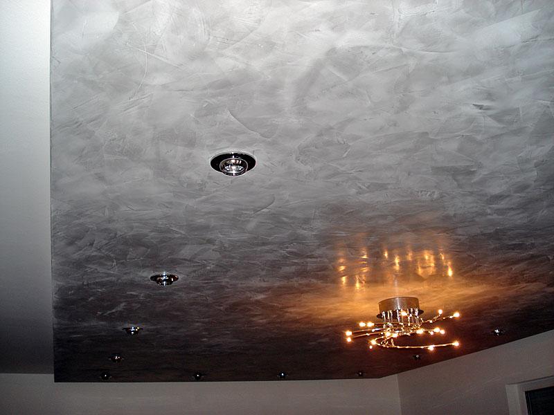 Malermeister hk dekorative oberfl chen - Wand wischtechnik ...
